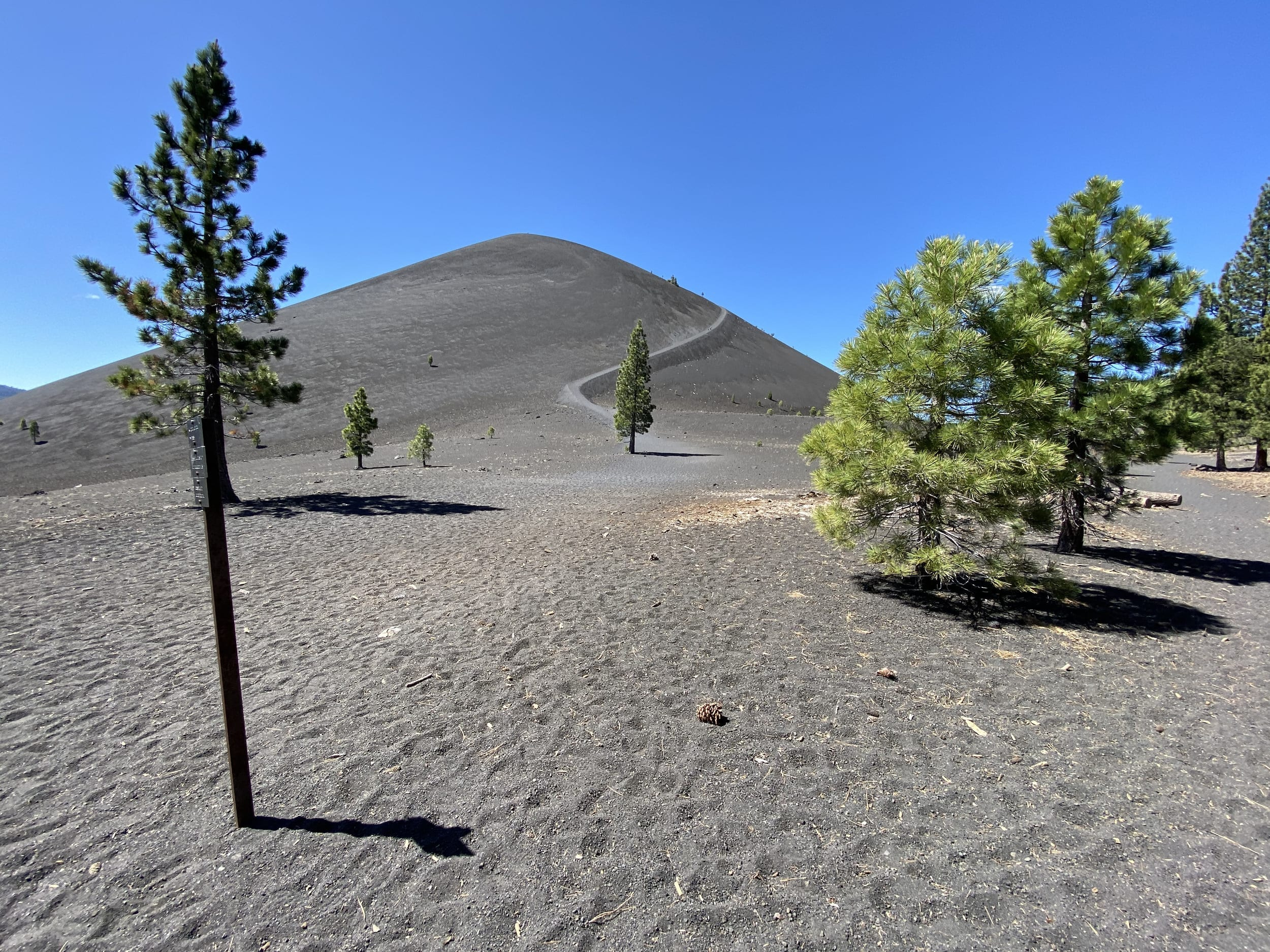 Hiking Cinder Cone with Kids at Lassen Volcanic National Park  (Day 2 of 3)