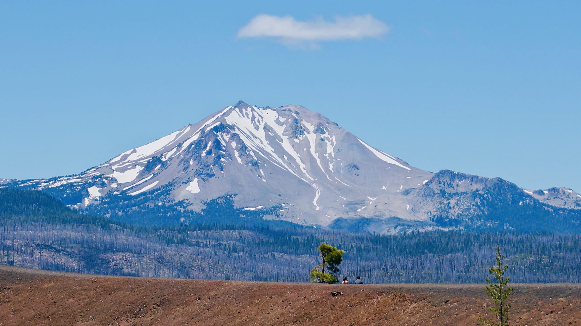 Lassen Family Road Trip – 3 Day Weekend