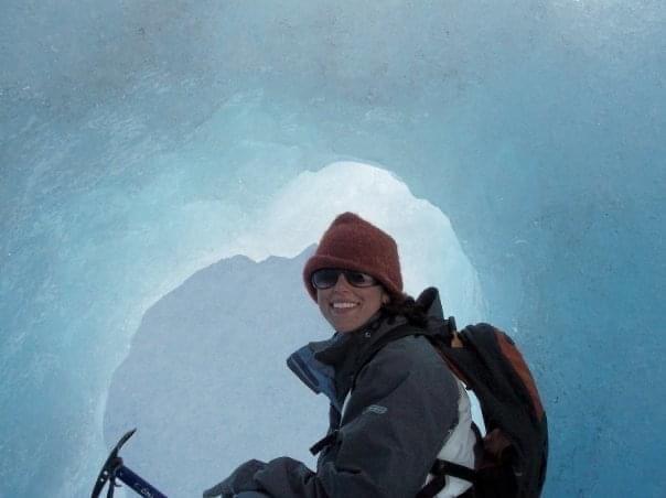 Hiking Glacier Grey, Patagonia