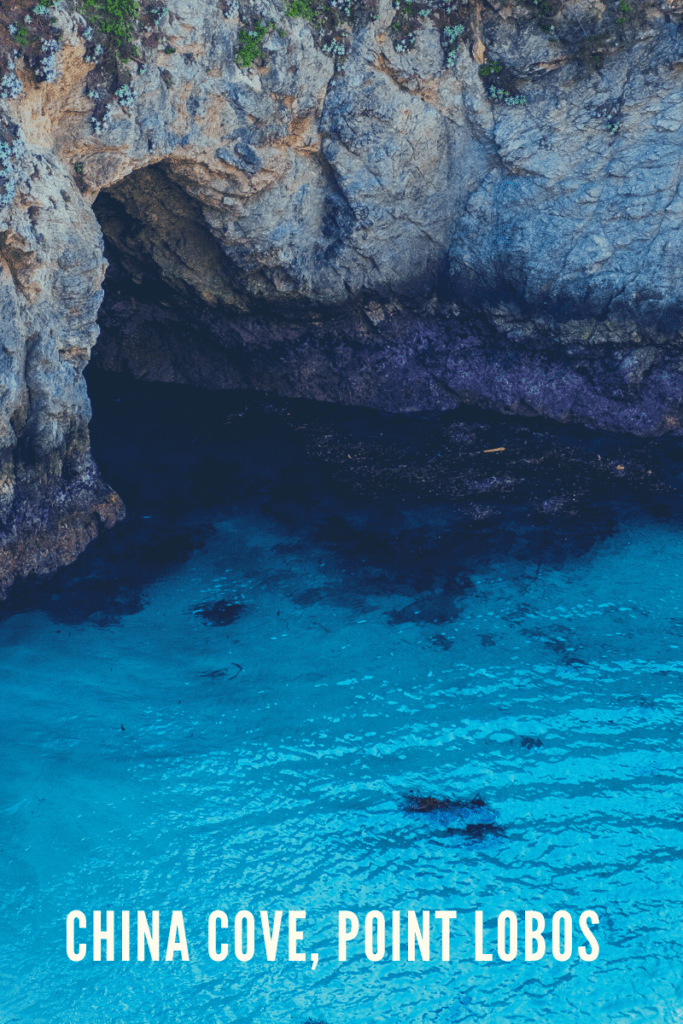 Image of China Cove, Point Lobos