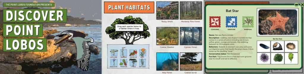 Discover Point Lobos App Description from the App Store