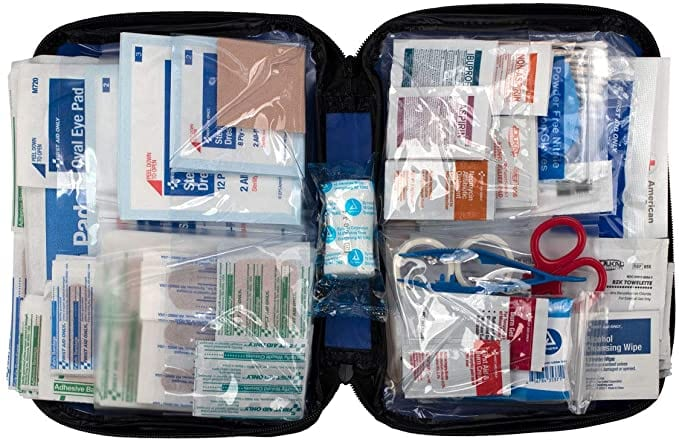 Small First Aid Kit - Packing List