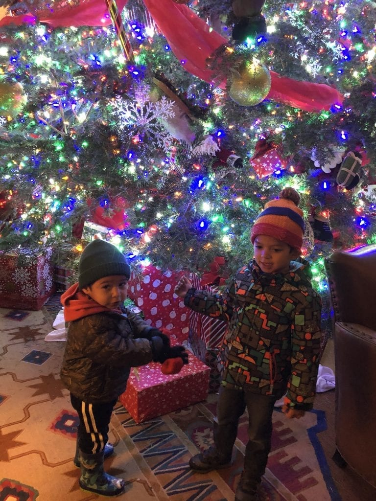 Holiday Season at Tenaya Lodge
