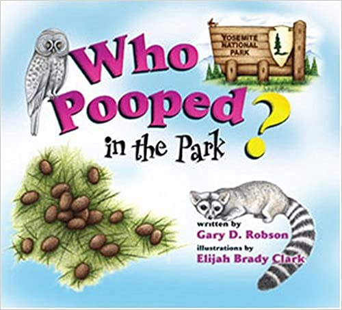 Children's books: Who Pooped in the Park