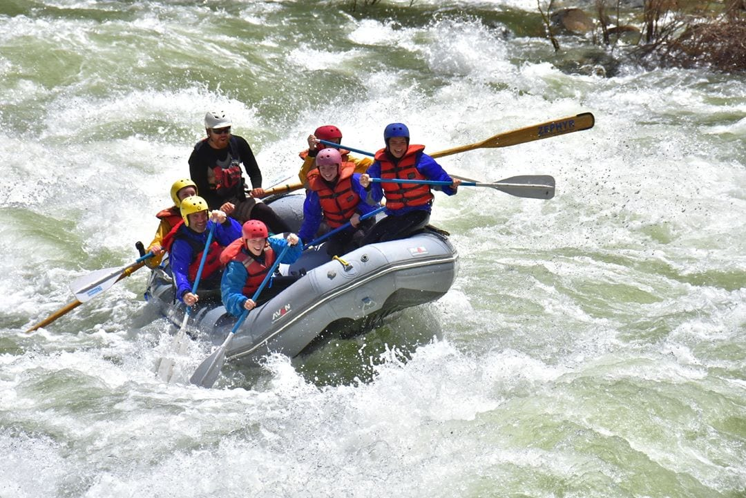 Zephyr Whitewater Expeditions - Things to do outside of Yosemite National Park
