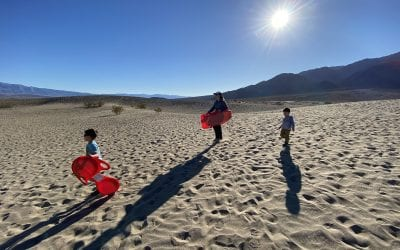 Death Valley with Kids: Family Adventures in the Desert