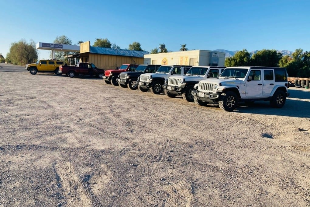 Farabee's Jeep Rental near Furnace Creek Campground and Visitor Center