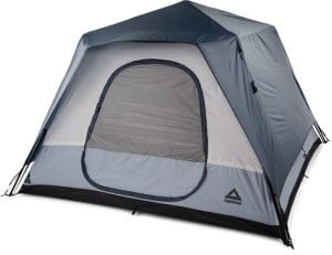 Best Family Tent for Easy Set Up - Caddis Rapid 6 Rain Fly