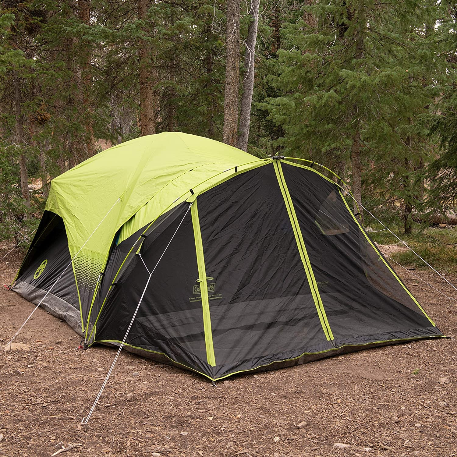 Best Family Tent Top Pick: Coleman Carlsbad