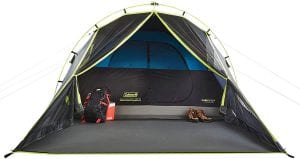 Best Family Tent: Coleman Carlsbad Front Porch