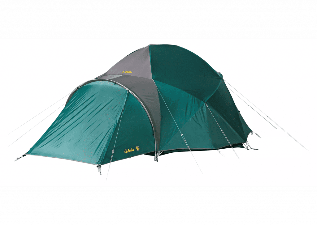 Best Waterproof Family Tent - Cabela's Alaskan Guide Geodesic Tent