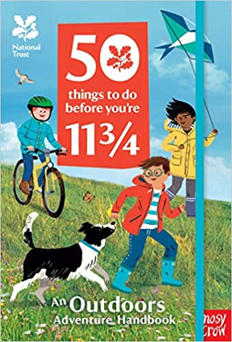 Book Cover: 50 Things to do before you're 11.75