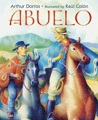 Book Cover: Abuelo