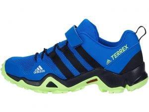 Best Stylish Kids Hiking Shoe for Wider Feet - Adidas Kids' Terrex