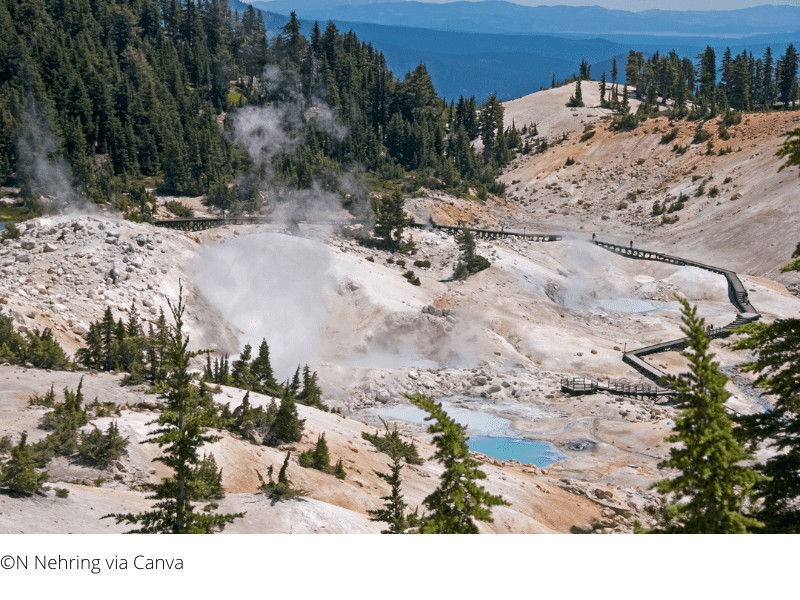 Things to do in Lassen - Bumpass Hell
