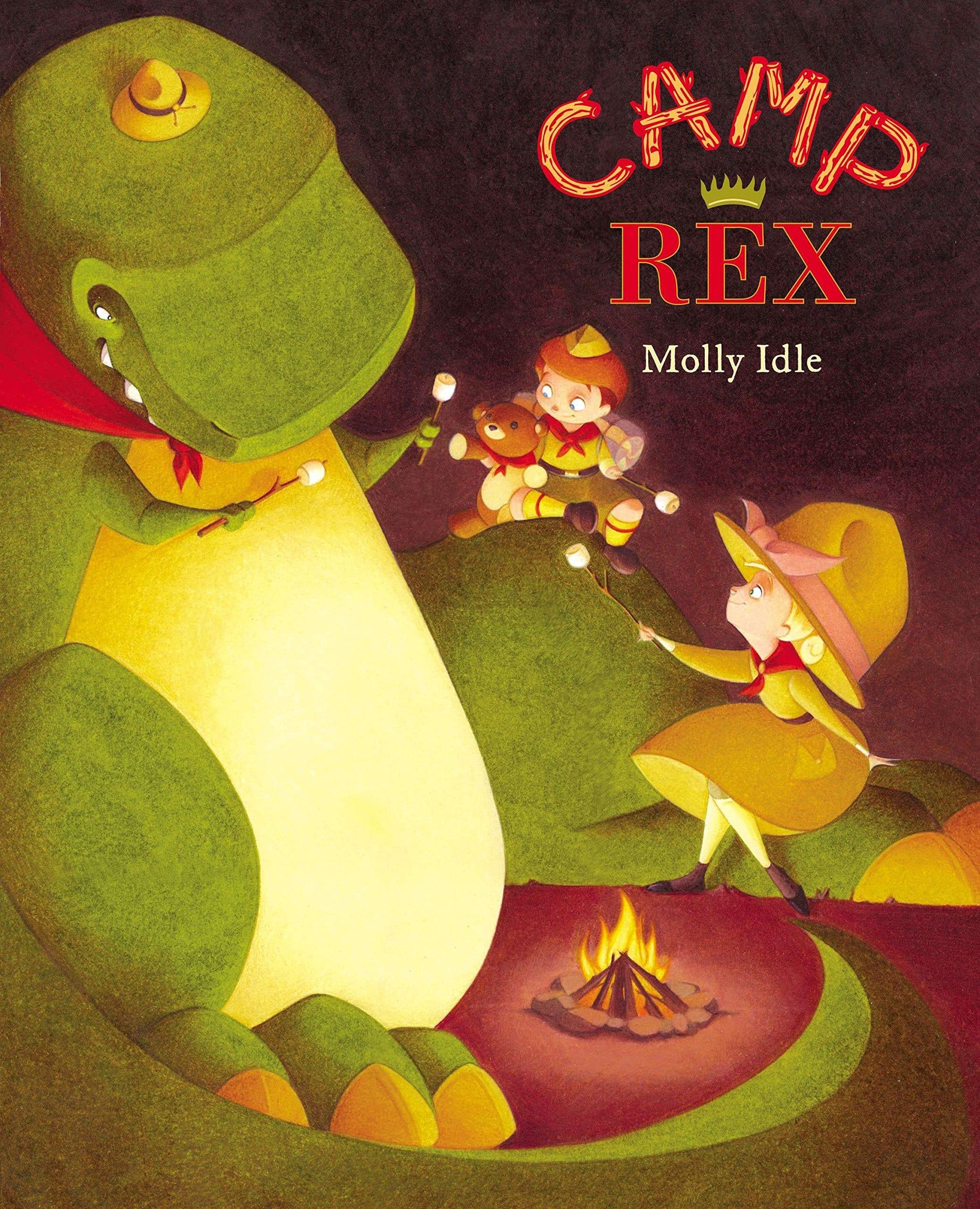 Book Cover: Camp Rex