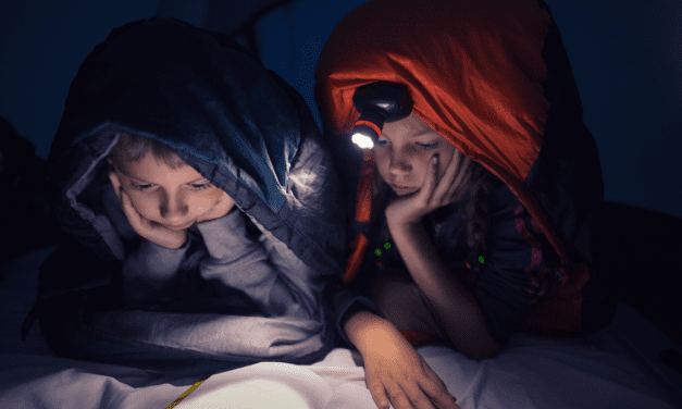 20 Books About Camping for Kids