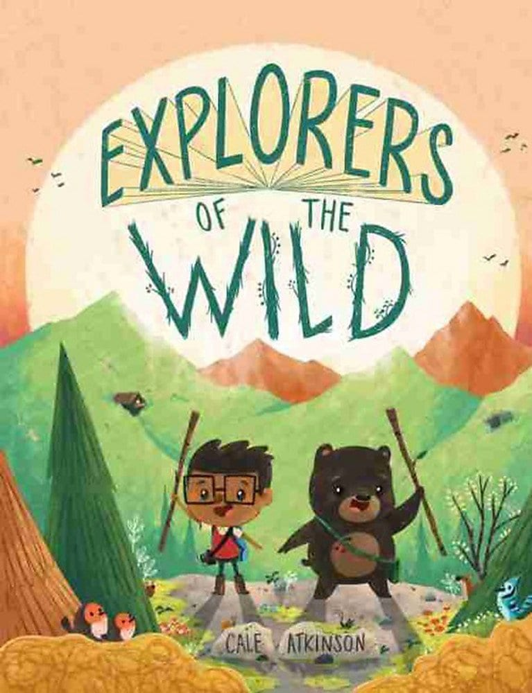 Book Cover for Explorers of the Wild