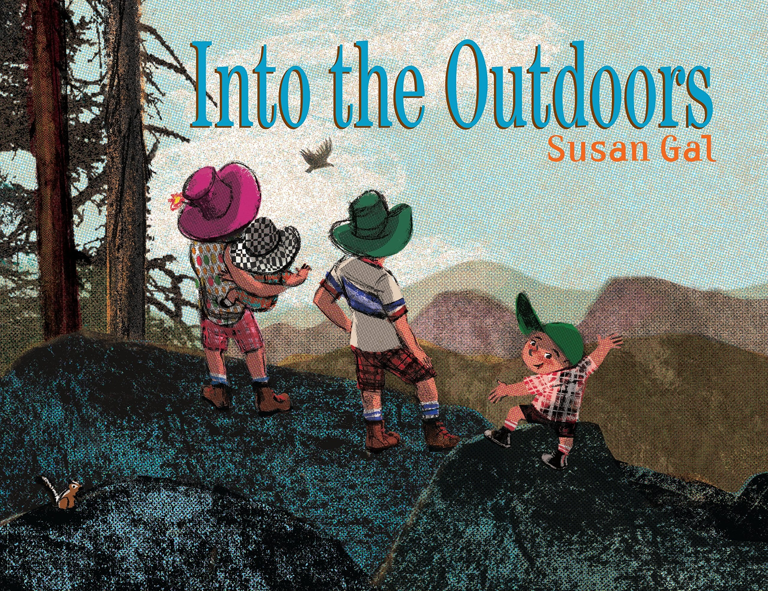 Book Cover: Into the Outdoors