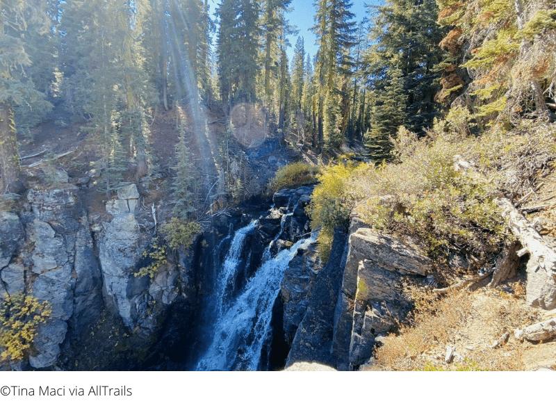 Things to Do in Lassen - Kings Creek Falls