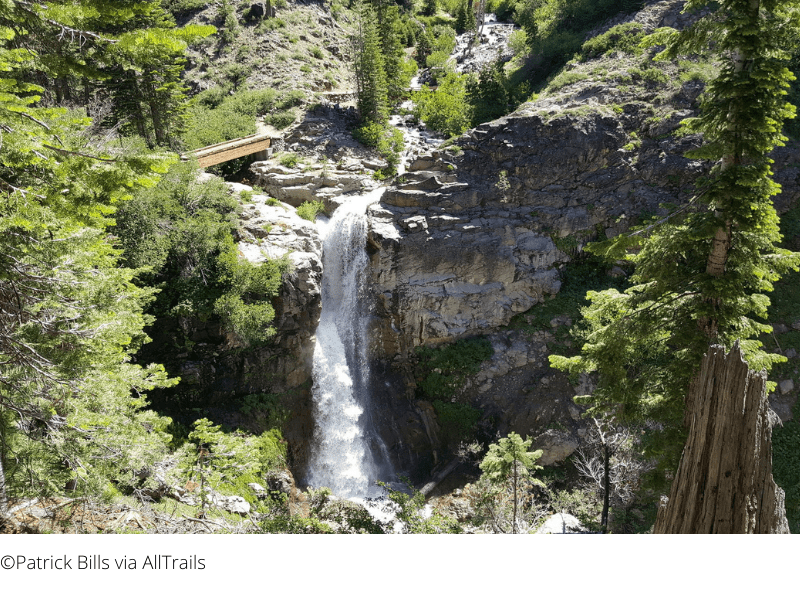 Things to do in Lassen National Park - Mill Creek Falls Trail