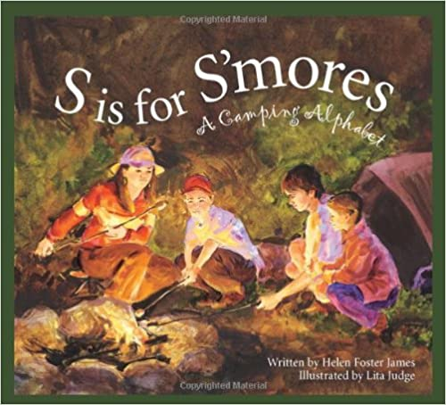 Book Cover: S is for S'mores
