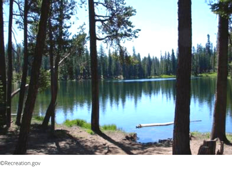 Places to Camp in Lassen - Summit Lake