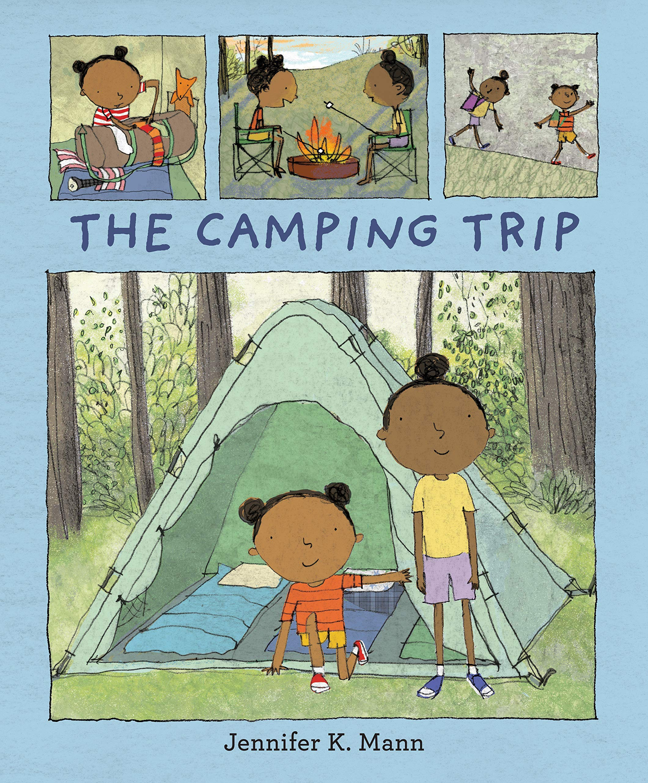 Book Cover: The Camping Trip