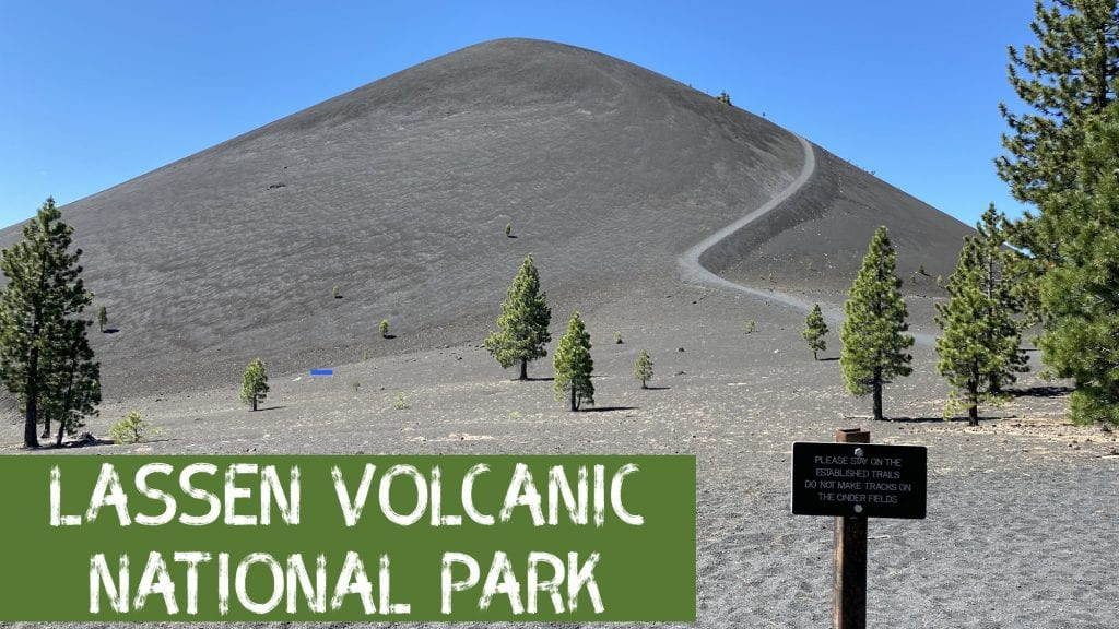 Cover Image from our YouTube Video on Lassen National Park