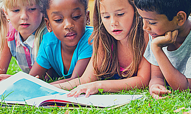 Top 25 Spring Books for Kids