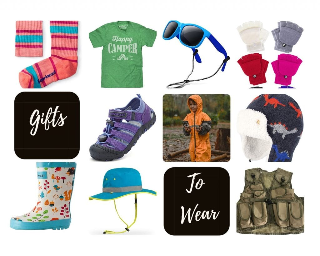Product Images of all 10 Clothing Gift Ideas