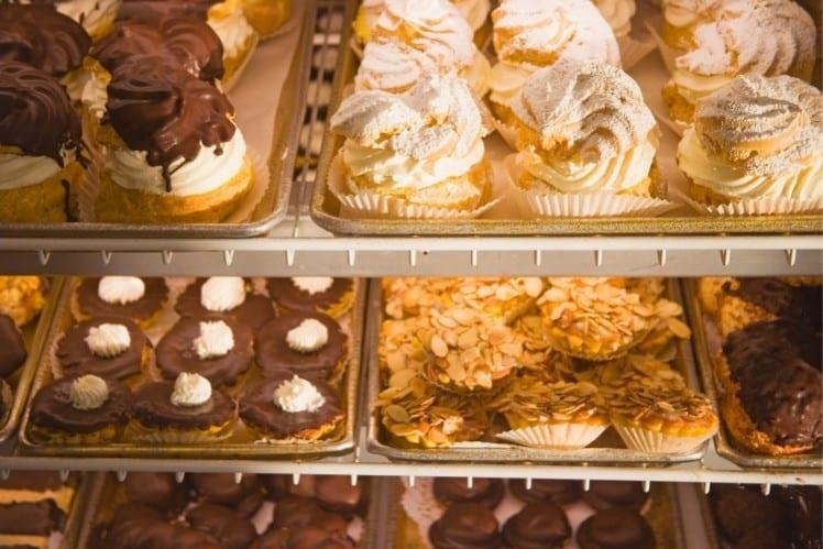 Solvang Pastries