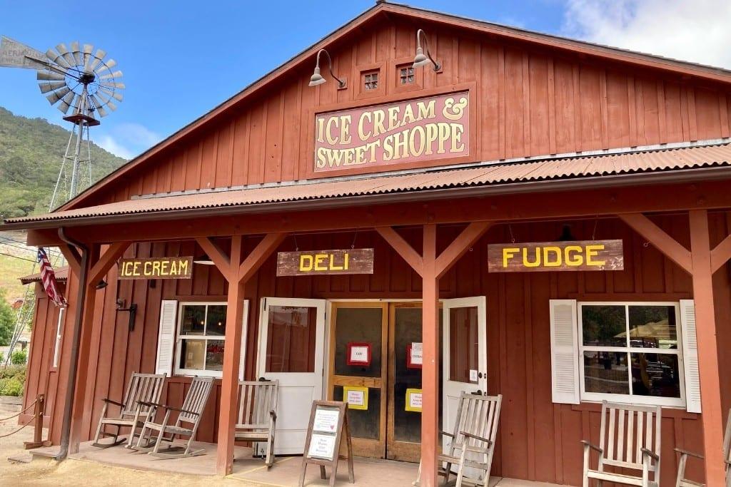 Sweet Shoppe at Avila Barn