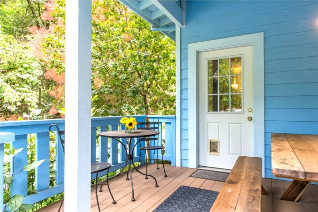 Top Guerneville Vacation Rental: Blue Cherry