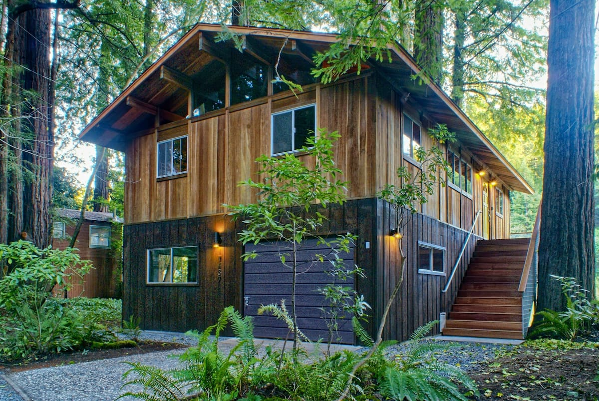 Lucky Bend Lookout Vacation Rental_Great Option for Russian River Family Activities
