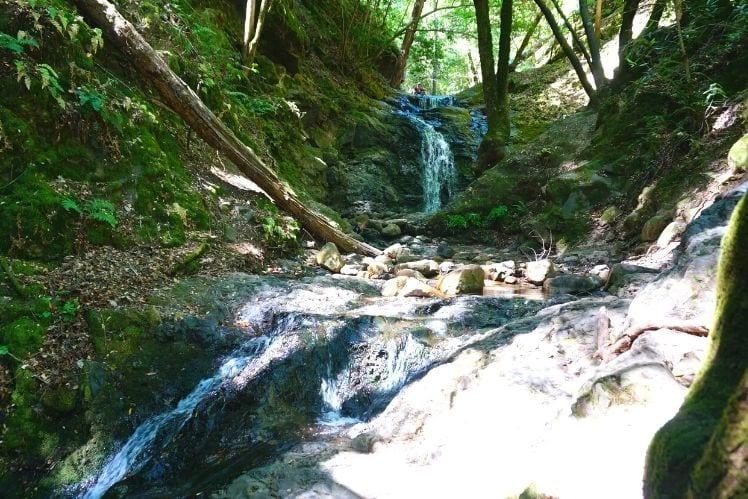 Upper Falls from below