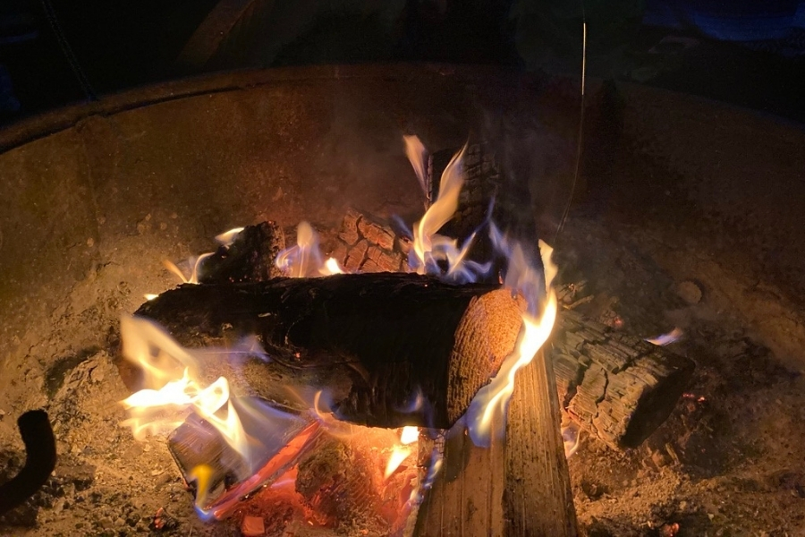 Another night around the campfire
