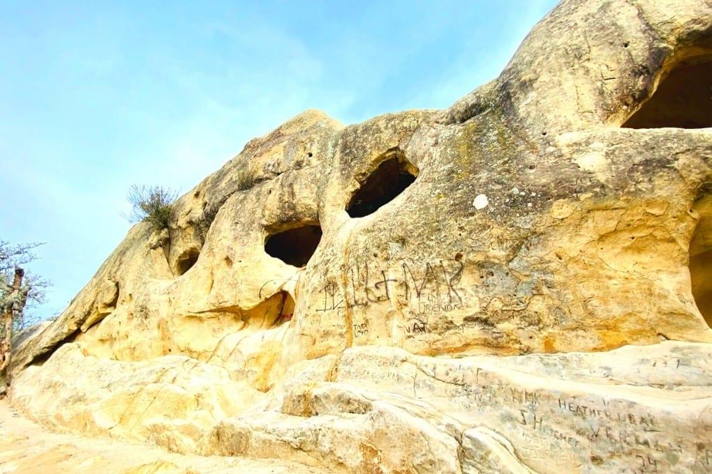 Rock City Wind cave structure