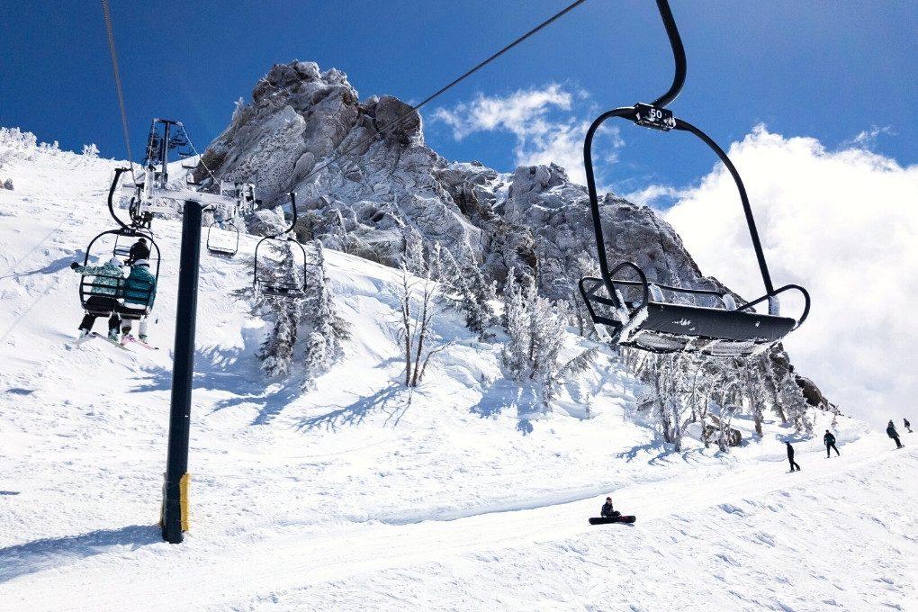 Mammoth Mountain Ski Lift