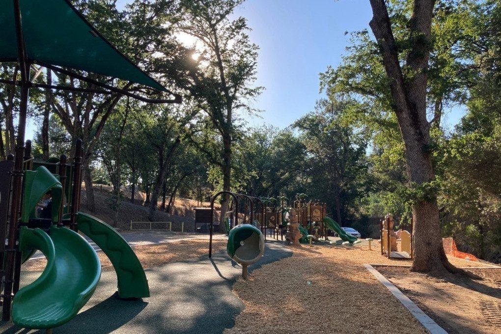 Playground at Fisherman's Cove