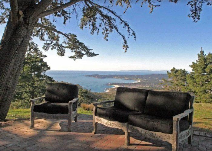 Historic Adobe on Point Lobos Ridge